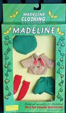 New Madeline Doll 8 Scouting Adventure Outfit Girls Scout France Paris Eden Rare