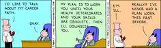 The Dilbert Strip for February 4, 1998