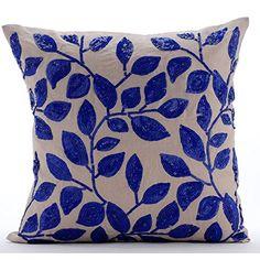 Handmade Mocha Accent Pillows, Art Deco Floral Throw Pill... https://www.amazon.com/dp/B016H8YVOO/ref=cm_sw_r_pi_dp_x_Zhmbyb48ZW6AB