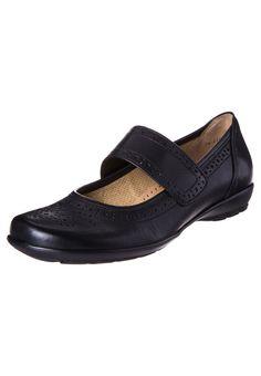 Gabor - Slipper - schwarz
