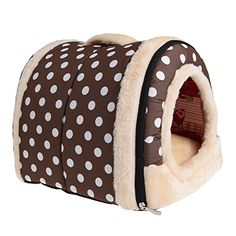Kocome Winter Pet House Nest With Mat Cushion Removable Kennel Travel Dog Cat Bed Bag >>> Check this awesome product by going to the link at the image. (This is an affiliate link and I receive a commission for the sales) Cat Training Pads, Training Tips, Dog Training, Cat Shedding, Cat Fleas, Cat Memorial, Cat Grooming, Animal House, Pet Accessories
