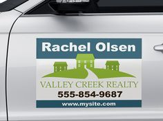 Show Pride For Your Football Stars Car Magnets Car Magnets - Custom football car magnets