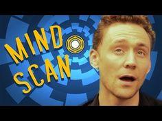 Inside Lokis Mind - Tom Hiddleston MindScan