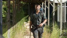 The Walking Dead: una scena con Rick Grimes