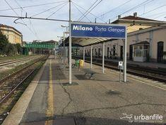 Milano   Porta Genova - Il ponte icona di via Tortona che fine farà? - Urbanfile Blog Milano, Bella, Street View, Future