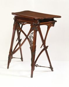 Desk Hector Guimard, 1895 The Victoria & Albert Museum