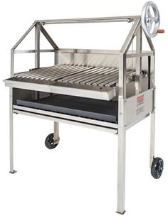 Barbecue smokers - do I need one if I have a charcoal grill? If you have a charcoal grill, it is sometimes (but not always) difficult to use it as a smoker. Bbq Grill, Grilling, Grill Cart, Wood Grill, Argentine Grill, Bbq Equipment, Best Gas Grills, Best Charcoal Grill, Wood Supply