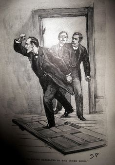 Sherlock Holmes and John Watson - Sidney Paget Book Illustration 6247 | Flickr - Photo Sharing!