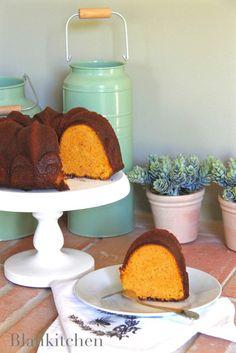 Mas bundt cake! Bundt de Calabaza. | BlauKitchen