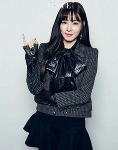 SNSD : Tiffany * 티파니 * : Vogue Korea Magazine