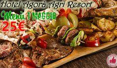 Hotel Agorà Agri Resort | 1 Maggio Pranzo In Balera http://affariok.blogspot.it/