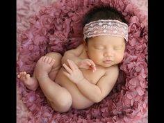 """Instrucciones para sesión de fotos """"newborn"""" - Natalie Rocfort fotografia - YouTube"""