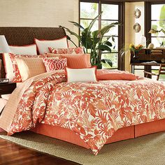 Tommy Bahama Palma Sola Comforter - love love love, but $332