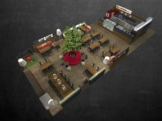Café Cultura Bistrô | EA+