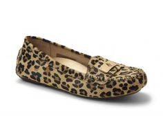 "Women's Leopard Orthopedic Flats >> FWD: ""Not your grandmother's orthopedic shoes!""   Vionic Shoes"