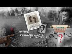 Cámara al Hombro - Niñez desaparecida en El Salvador - YouTube
