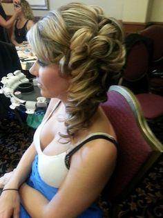 Flaunt Salon | Orangeville | Ontario | Home Beauty Salons, Spas, Ontario, Wedding Hairstyles, Long Hair Styles, Wedding Hair Half, Long Hair Hairdos, Beauty Room, Wedding Hair Styles