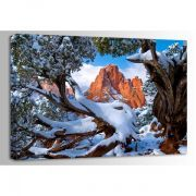 Garden of the Gods after Snow 48X32 125-4110516