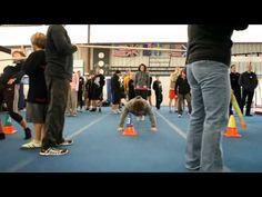 CrossFit - Quick CrossFit Kids Games: Limbo