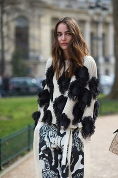 Parisienne: Embellished Sweater