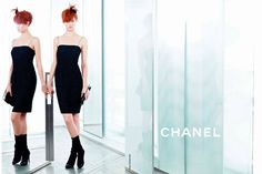 Chanel Spring Summer 2014 Campaign by Karl Lagerfeld | FashionMention