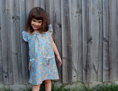 The Perennial Tunic Free pattern for 3m to 6 years « Sew,Mama,Sew! Blog
