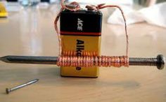 How to make an electromagnet at home and understand the basic concepts of electromagnets.