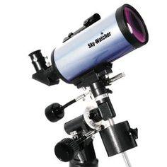 Skywatcher Telescópio Maksutov Tripé de mesa MC 90/1250 SkyMax Camera Lens, Science, Astronomy, Planets, Tecnologia, Science Comics