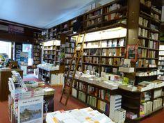 Coiffard Bookshop, Nantes (France)