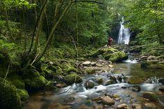 Rutas por el Baztan. La Cascada de Xorroxin. © Inaki Caperochipi Photography