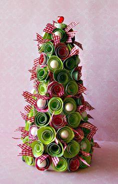 tutorial christmas tree