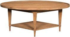 Vanguard Furniture: 8320C-AP Ares Cocktail Table