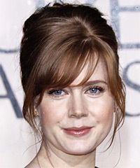 Perfect Bangs on Amy Adams