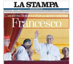 La Stampa - Dall'800 a oggi gli undici Papi della Stampa