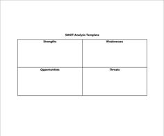 Swot analysis image 2 swoft pinterest swot analysis template swot analysis image 2 swoft pinterest swot analysis template and pdf ccuart Image collections