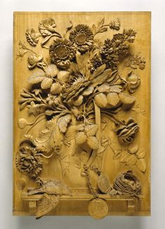 Aubert-Henri-Joseph Parent [French, 1753 - 1835], Carved Relief, French, 1791, Limewood,