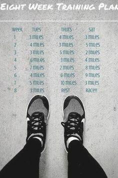 10 Mile Training Plan, Half Marathon Training Schedule, Running Training Plan, Training For A 10k, Race Training, Marathon Running, Running Workouts, Marathon Tips, Ultra Marathon