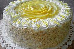 Zitronen - Joghurt - Torte 1