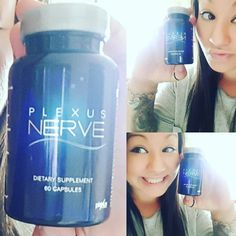 This!! This beautiful little creation is seriously my new happy pill!!, no lie I swear I just met my new best friend!! See my full reason why at ¤Plexus by Kelli¤ on Facebook ♡♡ #plexushasdoneitagain #poweredbyplexus #newfaveproduct #stillsomanytolove #nerve