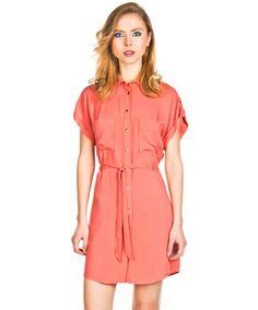 Vestidos Vero Moda Dekka Coral en Nice & Crazy