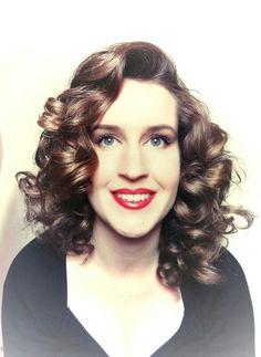 1944 curls
