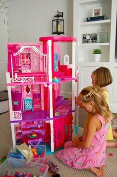 45 Best 2013 Barbie Dreamhouse images | Barbie, Barbie dream house