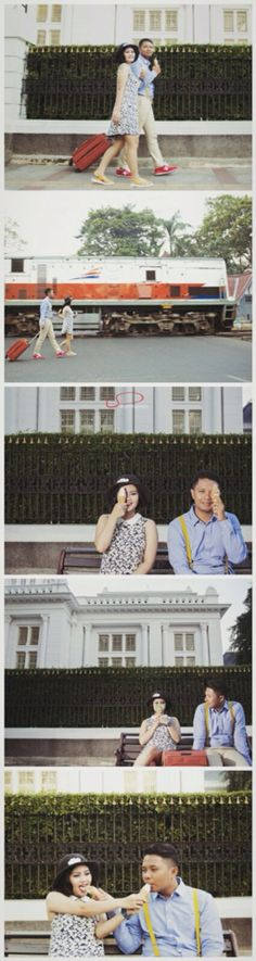 Love is just like a simple hobby don't think too hard just enjoy it  Photo by idphotographybdg