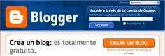 Te permite crear un blog de forma sencilla. Puedes hacerlo desde WWW.BLOGGER.COM y también puedes descargarte la aplicación de Blogger.