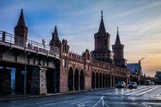 Berlin sunset by muffyzz on 500px