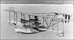 Curtiss NC - long-range flying-boat
