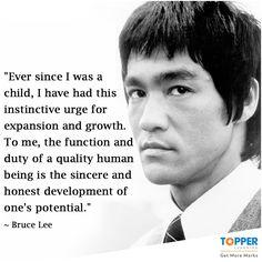 Good Morning! #BruceLee   #Quotes   #Motivation