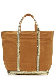 bbb56b6095c39 Suede Tote with Sequin Embellishment detail 0