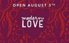 "Cookbook Superstar Isa Moskowitz Opens Vegan Restaurant, ""Modern Love,"" in Omaha. Take that, Omaha Steaks! :-)~"