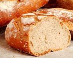 Pain blanc à la machine à pain (facile, rapide) - Une recette CuisineAZ
